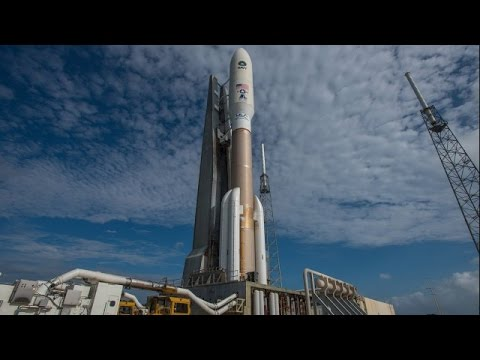 LIVE: Atlas V to launch the Fourth Mobile User Objective Satellite (MUOS-4)