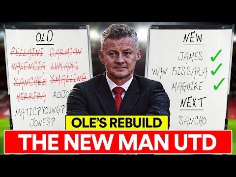 SOLSKJAER'S NEW MAN UTD: THE REBUILD BEGINS