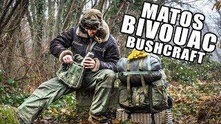 MON MATÉRIEL DE BIVOUAC HIVERNAL BUSHCRAFT 1080P