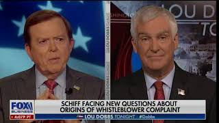 FOX News Former CIA Analyst Fred Fleitz Says SCHIFF AND NANCY PELOSI Colluded in CIA Whistleblower C