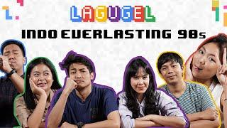 Gambar cover LAGUGEL EVERLASTING SONG - Ghaitsa, Luthfi, Elia, Jessica, Desmond, dan Mardial