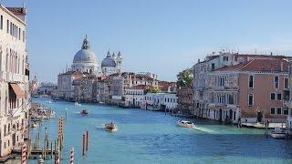Милан - Венеция ( о. Бурано) на поезде