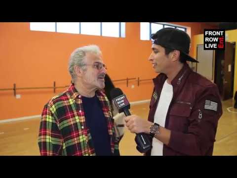 'GREASE' 40th Anniversary | Barry Pearl Remembers Playing ...