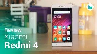 Xiaomi Redmi 4 - Review en español