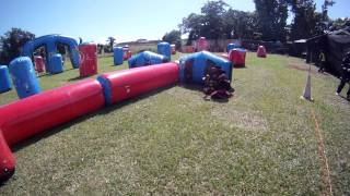 SXM Spartan 3vs3 Ti-Racoon (4) paintball (2012)