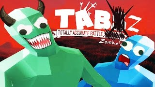 TOTALLY ACCURATE BATTLE ZOMBIELATOR #1