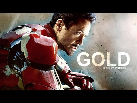 Iron Man (Tony Stark) // Gold