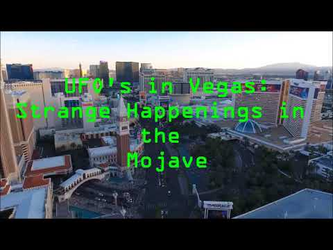 UFO's in Vegas Teaser Trailer - Coming Soon