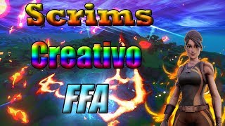🔴 **SCRIMS IN CREATIVE WITH SUBS** #ARGENTINA **PLAYING FORTNITE LATE** **NEW SKINS**