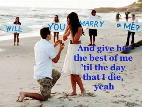 ♫♥♪ I Wanna Marry Your Daughter ♫♥♪ -Brian McKnight (Lyrics)