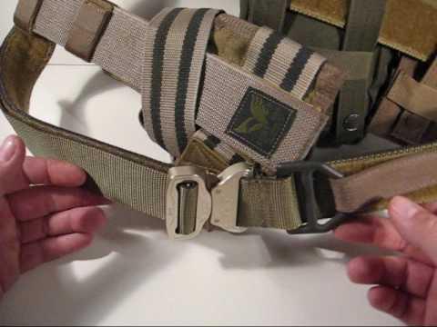 OSOE Cobra belt review