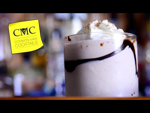 How To Make a Frozen Mudslide | Bartending 101