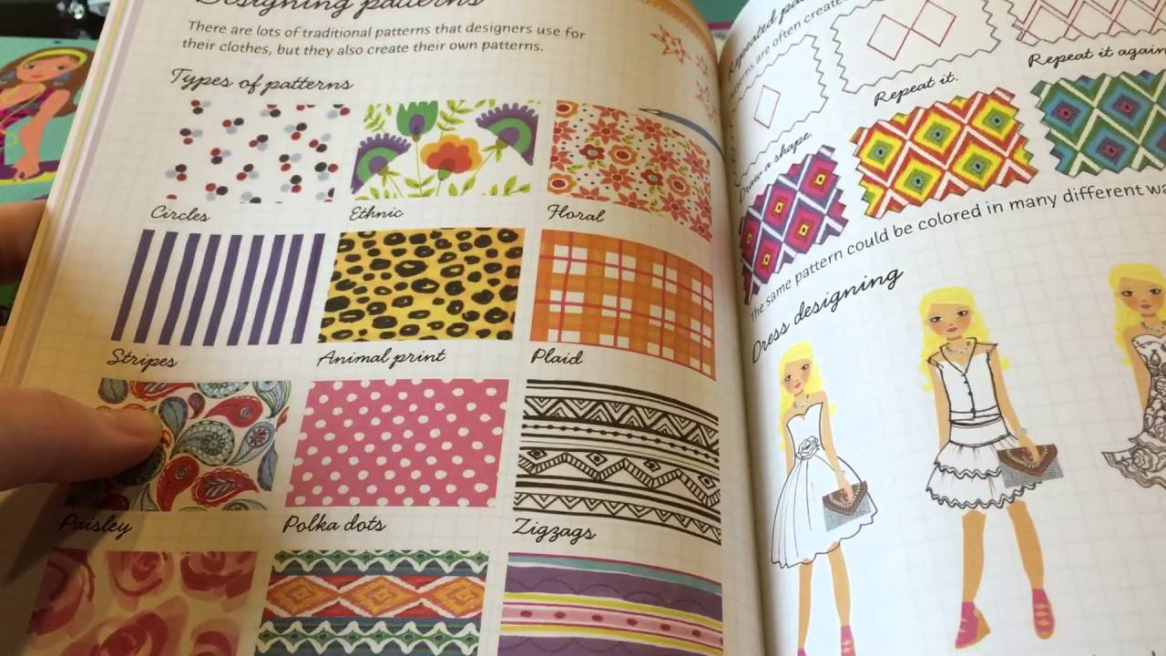 Usborne Sticker Dolly Dressing Design Studio Fashion