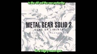Metal Gear Solid 2 - Can
