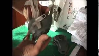 3M 3200 N95 PM2.5 Gas Protection Filter Respirator Dust Mask BANGGOOD