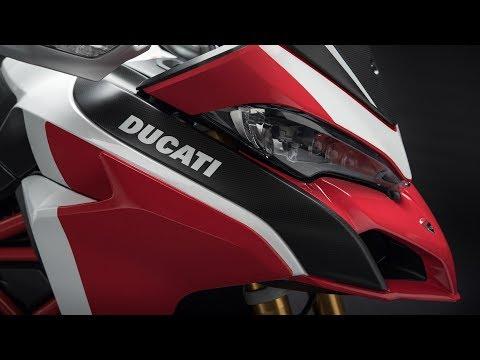 New Ducati Multistrada 1200 Enduro: Travel Into a New Domain