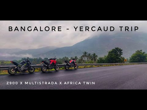 Download YERCAUD HILLS BIKE TRIP! ROAD TRIP AFTER LOCKDOWN! BANGALORE TO YERCAUD WITH E PASS! MISTY WEATHER!