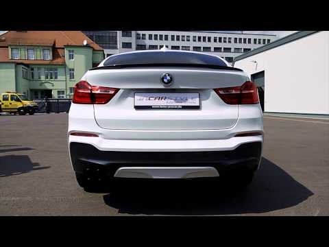 bmw x4 40d f26 incarstyle v8 soundmodul sportauspuff. Black Bedroom Furniture Sets. Home Design Ideas