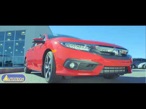 AutoTech Honda Video