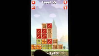 Move the box level 35 London Solution Walktrough(MORE LEVELS, MORE GAMES: http://MOVETHEBOX.GAMESOLUTIONHELP.COM http://GAMESOLUTIONHELP.COM This shows how to solve the puzzle of ..., 2012-03-12T22:48:28.000Z)