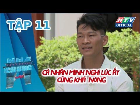 NGÔI NHÀ CHUNG | Em Sẽ Che Chở Cho Anh | NNC MÙA 11 - TẬP 11 FULL | 26/5/2020