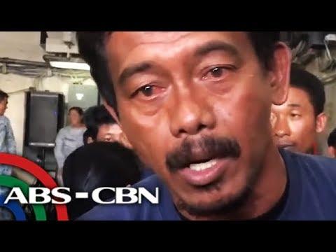 Fishing vessel ng Pilipinas, binangga umano ng barko ng China