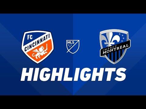 FC Cincinnati vs. Montreal Impact | HIGHLIGHTS - May 11, 2019