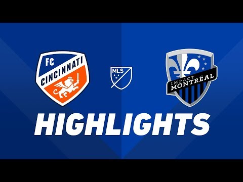 FC Cincinnati vs. Montreal Impact | HIGHLIGHTS - May 11, 2019