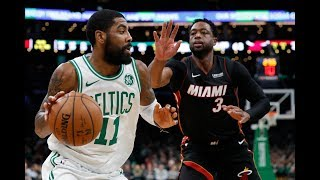 Kyrie Irving's Top 10 Crossovers of His NBA Career | B/R Countdown