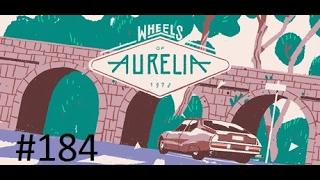 """road"" to the Wheels of Aurelia platinum trophy (plat #184)"