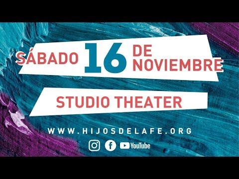 Hijos De La Fe 2019 - Sáb. 16 De Nov.