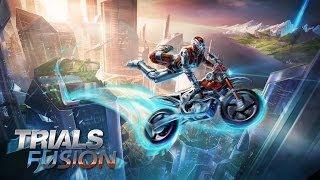 Трюки на мотоциклах в игре Trials Fusion(Сегодня мы посмотрим такую замечательную игру как Trials Fusion - прыжки и трюки на мотоциклах. Подписаться на..., 2014-03-29T12:22:53.000Z)