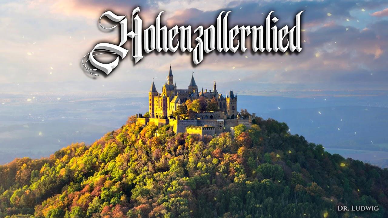 Hohenzollernlied Anthem Of Hohenzollern Instrumental Youtube