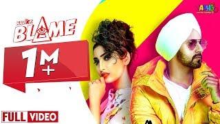 Blame : Harick Singh (Official Song) New Punjabi Songs 2019   Latest Punjabi Songs 2019