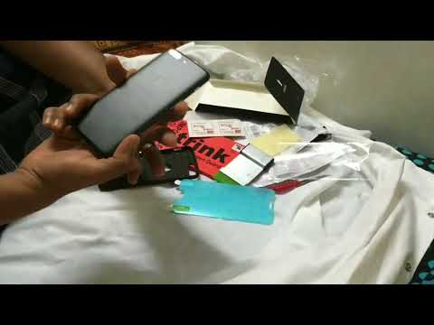 Applying Trink impossible tempered glass 2 for ONE PLUS 5 midnight black edition