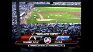 76 - White Sox at Cubs - Sunday, June 22, 2008 - 7:05pm CDT - ESPN