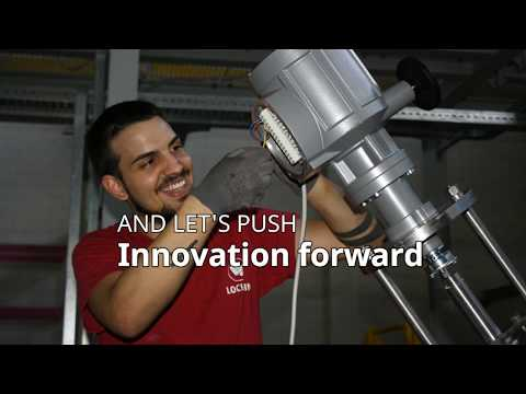 LocPower® Energy Harvesting Control Valve by Loclain - Energy Flow Solutions