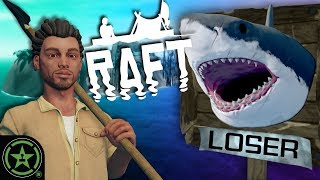 We're Shark Head Hunters Now - Raft (New Update): Part 3