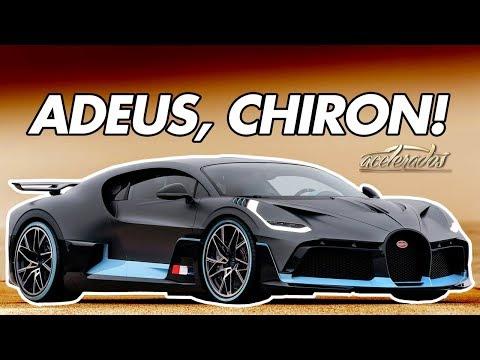 Bugatti Divo, o SUPERCARRO de R$ 24 MILHÕES e 1.500 cv! Confira tudo no AceleNews #111 | ACELERADOS