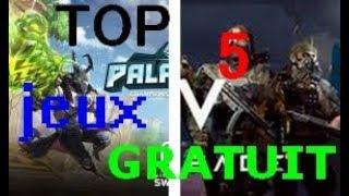 TOP 5 de JEUX GRATUIT pour petit PC ?!!???!!!? / (gratuit !)