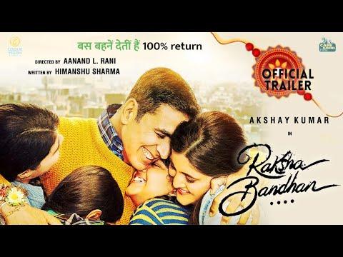 Raksha Bandhan Official Trailer | Akshay Kumar, Aanand L Rai , Cape of Good Films ,Concept Trailer