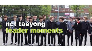 nct taeyong 태용: leader moments pt. 1 [eng]