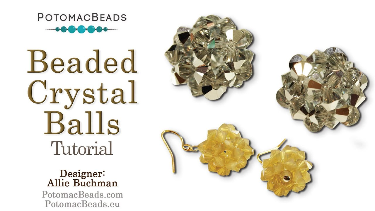 how to make beaded balls beadweaving 299