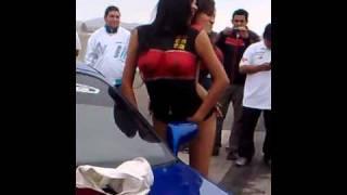 CHICAS PINTADAS II - CARRERA DE PIQUES -...