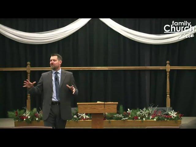 Break Free from the Chaos | Pastor Tim Stahlman // Family Church Erie