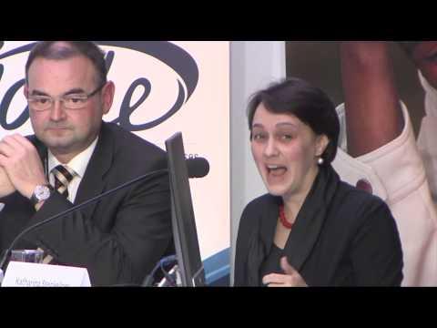 European Development Days 2013 - Productive work for youth - Auditorium