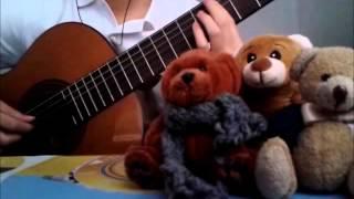 Shuffle! - Kimi Wo Omou Melody (Guitar Cover)