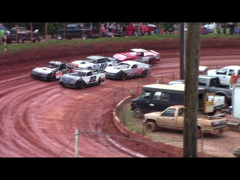 Winder Barrow Speedway Modified Street Race 6/16/18