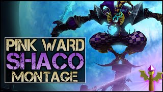 Pink Ward Shaco Montage #2 - Best Shaco Plays