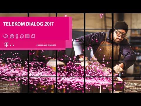 TELEKOM DIALOG JAHRESKONGRESS   Die Netz- & DigitalisierungsWerkstatt am 15./16.11.2017 in Berlin